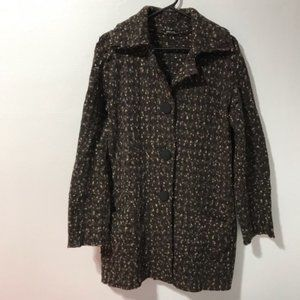 Anne Claire Wool Sartorial Jacket Made in Italy